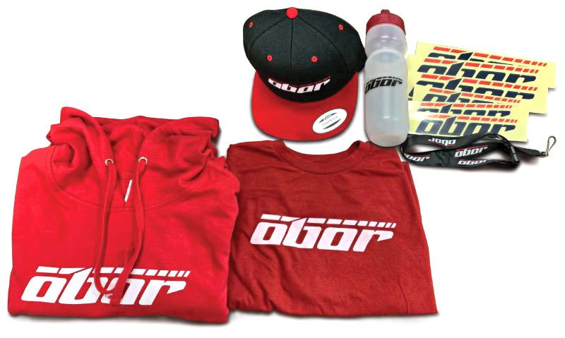 Win a Free Rider Pack!