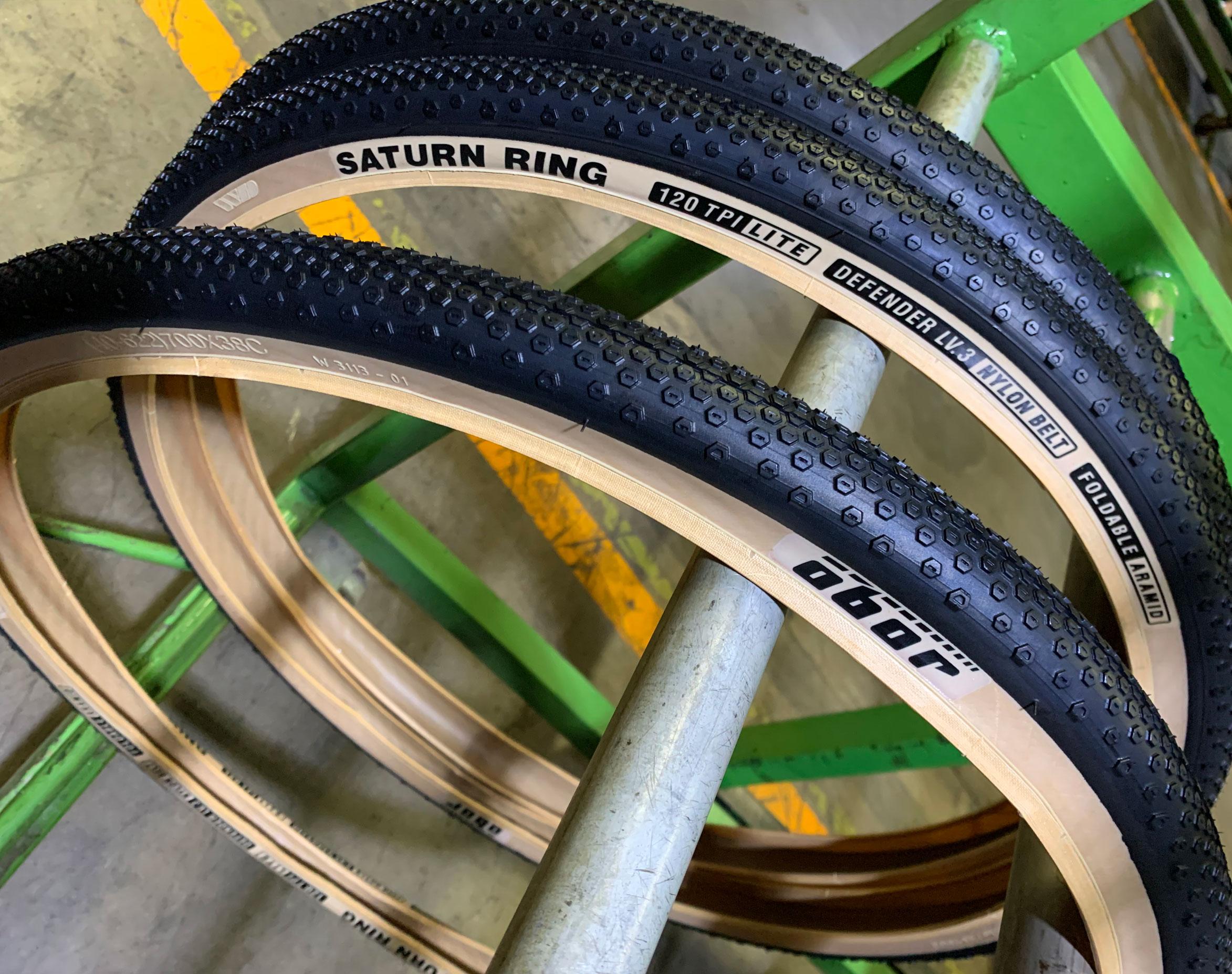 OBOr Saturn Ring tire cord fabric